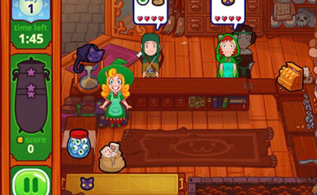 Mila S Magic Shop Abcya