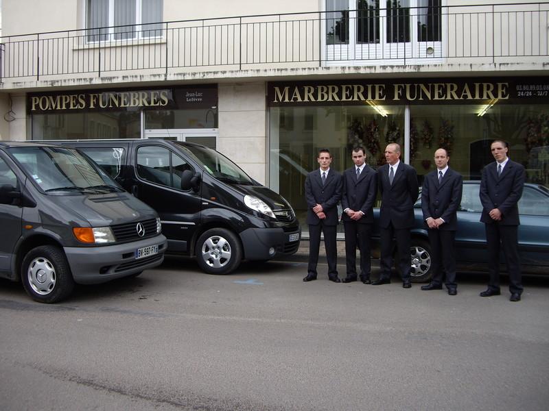 Pompes Funbres Marbrerie Jean Luc Lefvre Montbard  UCAM UNION COMMERCIALE DE MONTBARD