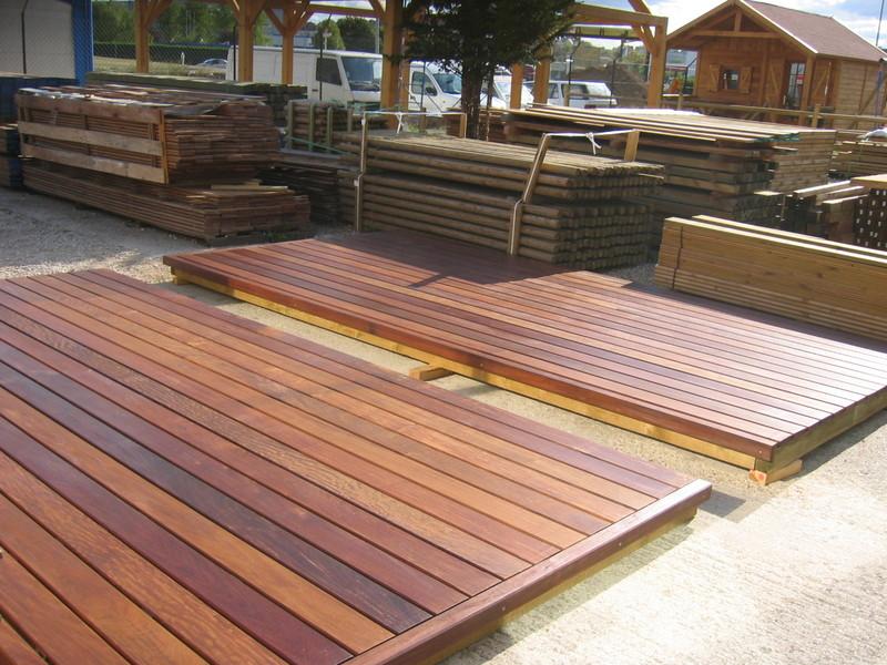 Ipe pour terrasse exterieur en bois exotique la reference lame for Terrasse bois exterieur