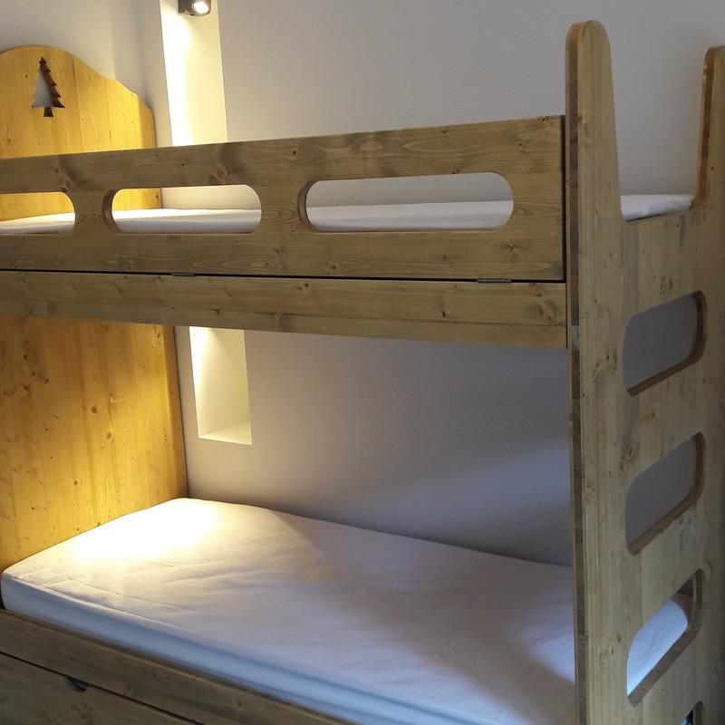 lit superpose avec gigogne 22 vercors