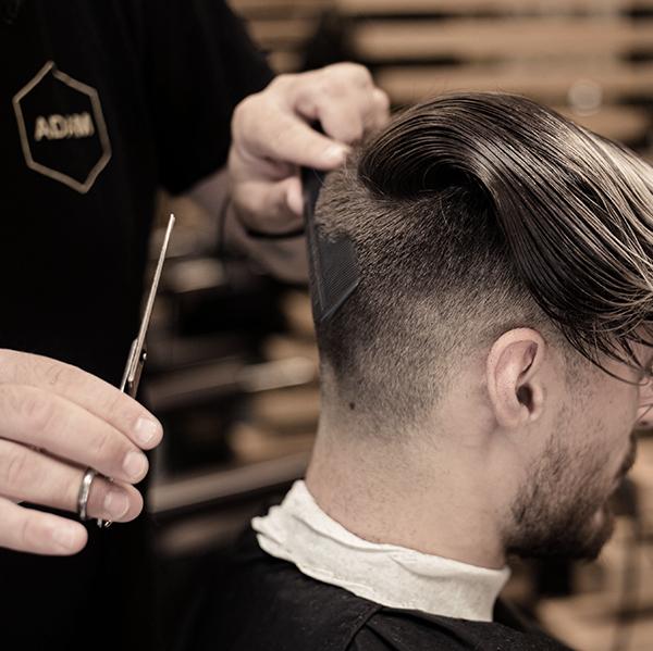 DIRECTOR'S CUT Haircut- World's Best Men's Barber Shop in London