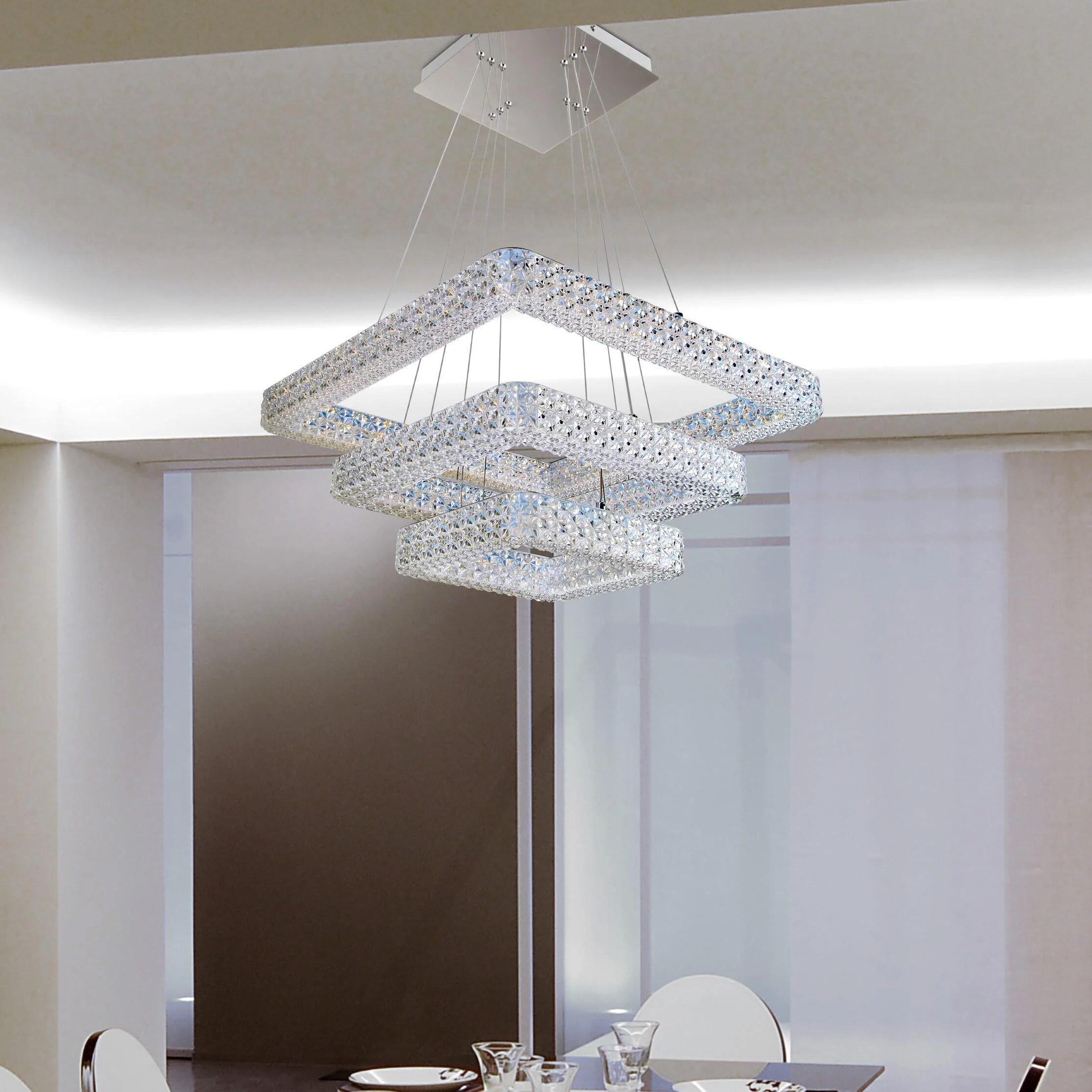 Vetro e cristallo sono per i lampadari classici. Lampadari A Sospensione Moderni Di Design Classici E Shabby Leroy Merlin