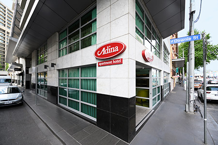 Adina Apartment Hotel Melbourne Northbank Best Rate Guaranteed