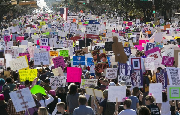 Austin Women's March 2017