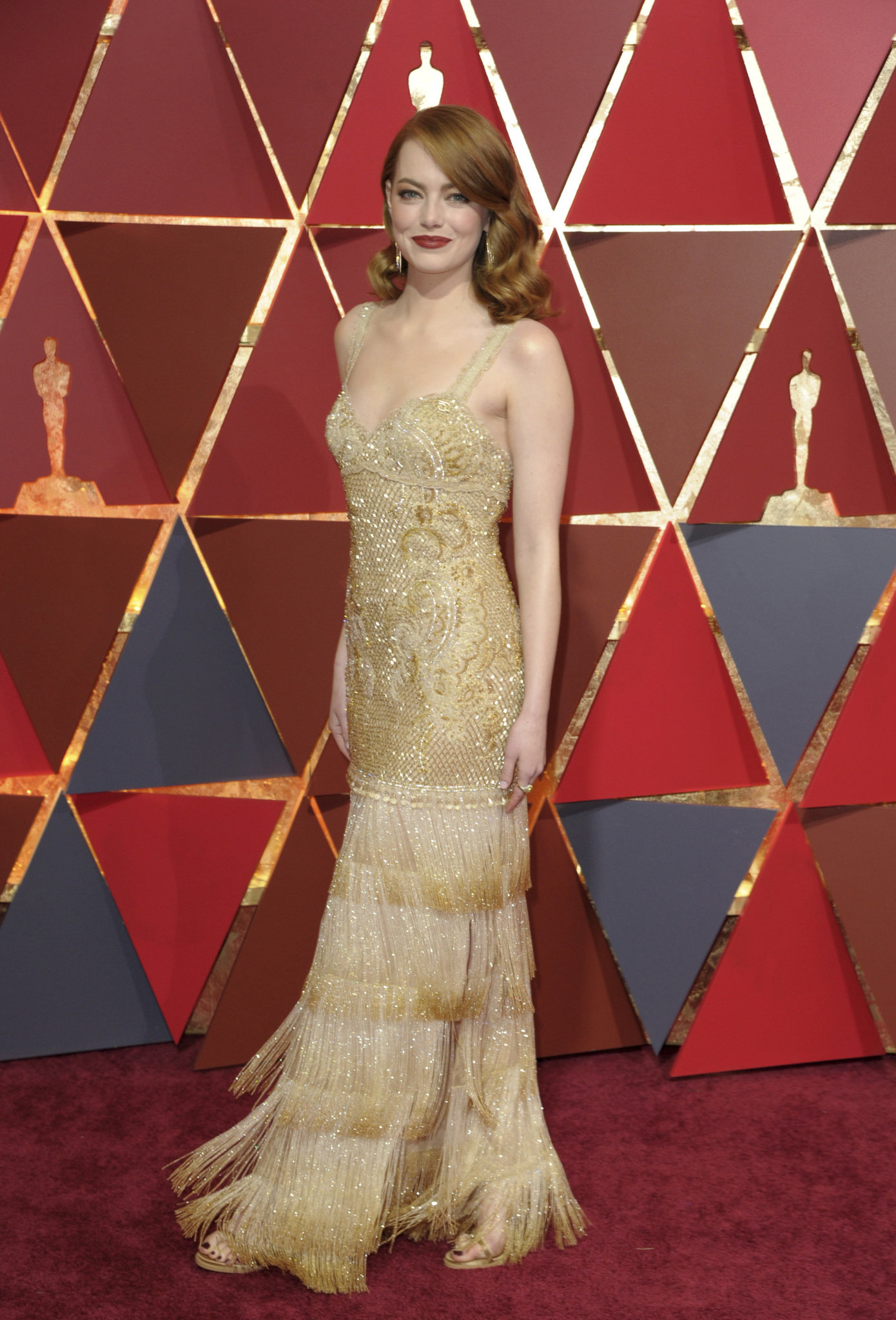Roter Teppich Hollywood Kleider Oscars 2017 Best Dressed Celebrities On The Red Carpet