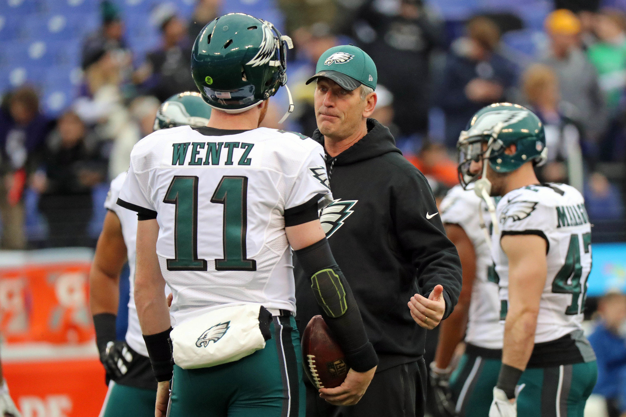 Image result for frank reich