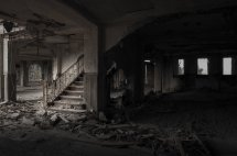 Abandoned Poconos PA Honeymoon Resorts