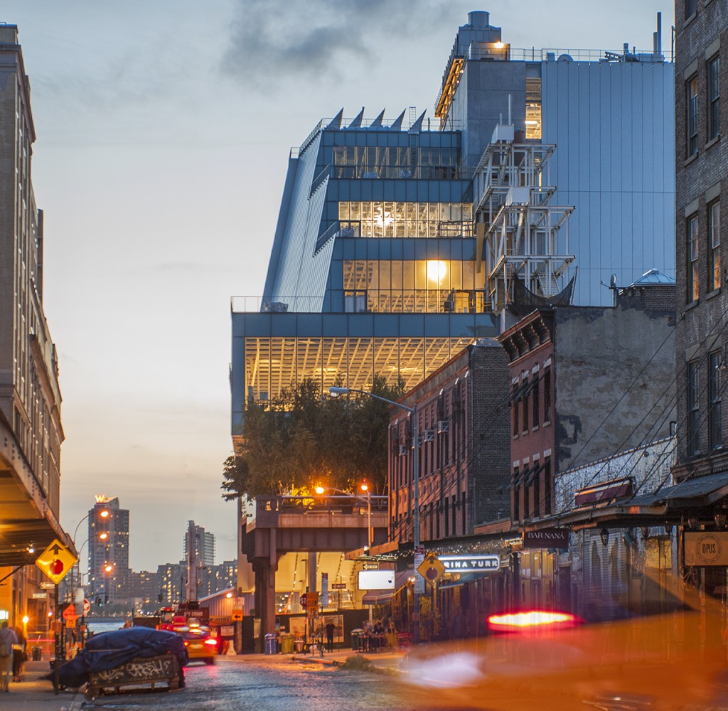 Five Whitney Museum