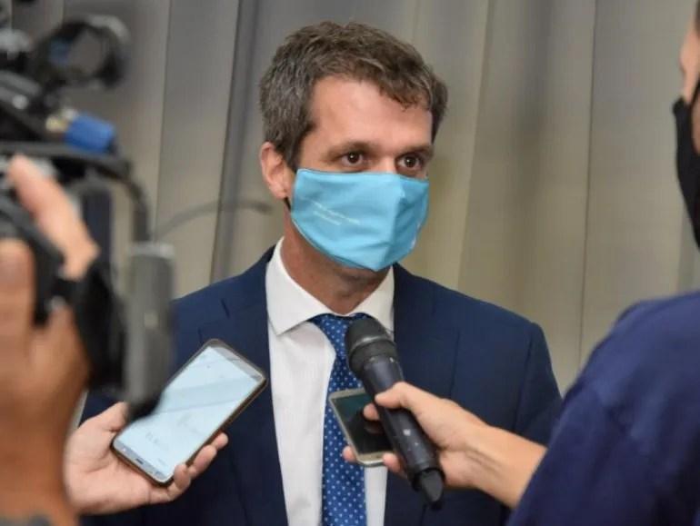 Cresto defendió las medidas de Bordet y le apuntó a Frigerio