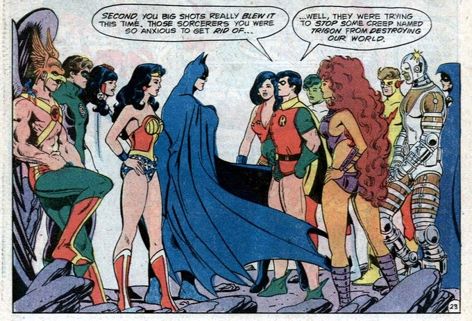 Image result for whatever happened to the Teen Titans?