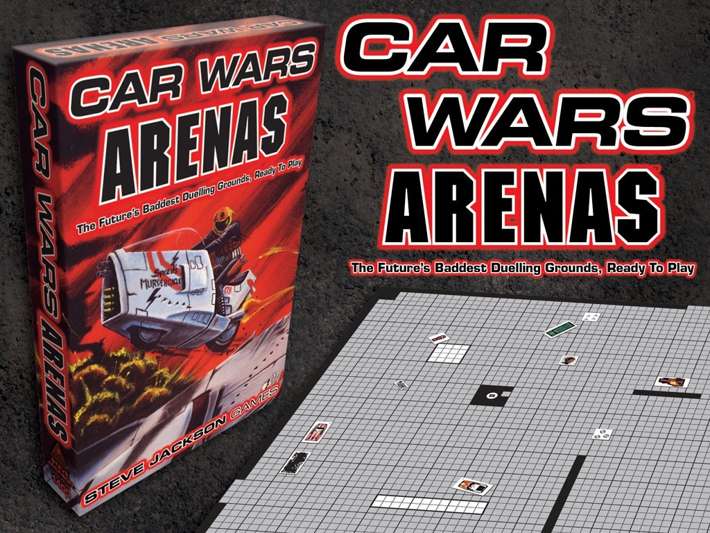 AICN Tabletop CAR WARS Returns CARDS AGAINST HUMANITY Kickstarters And More