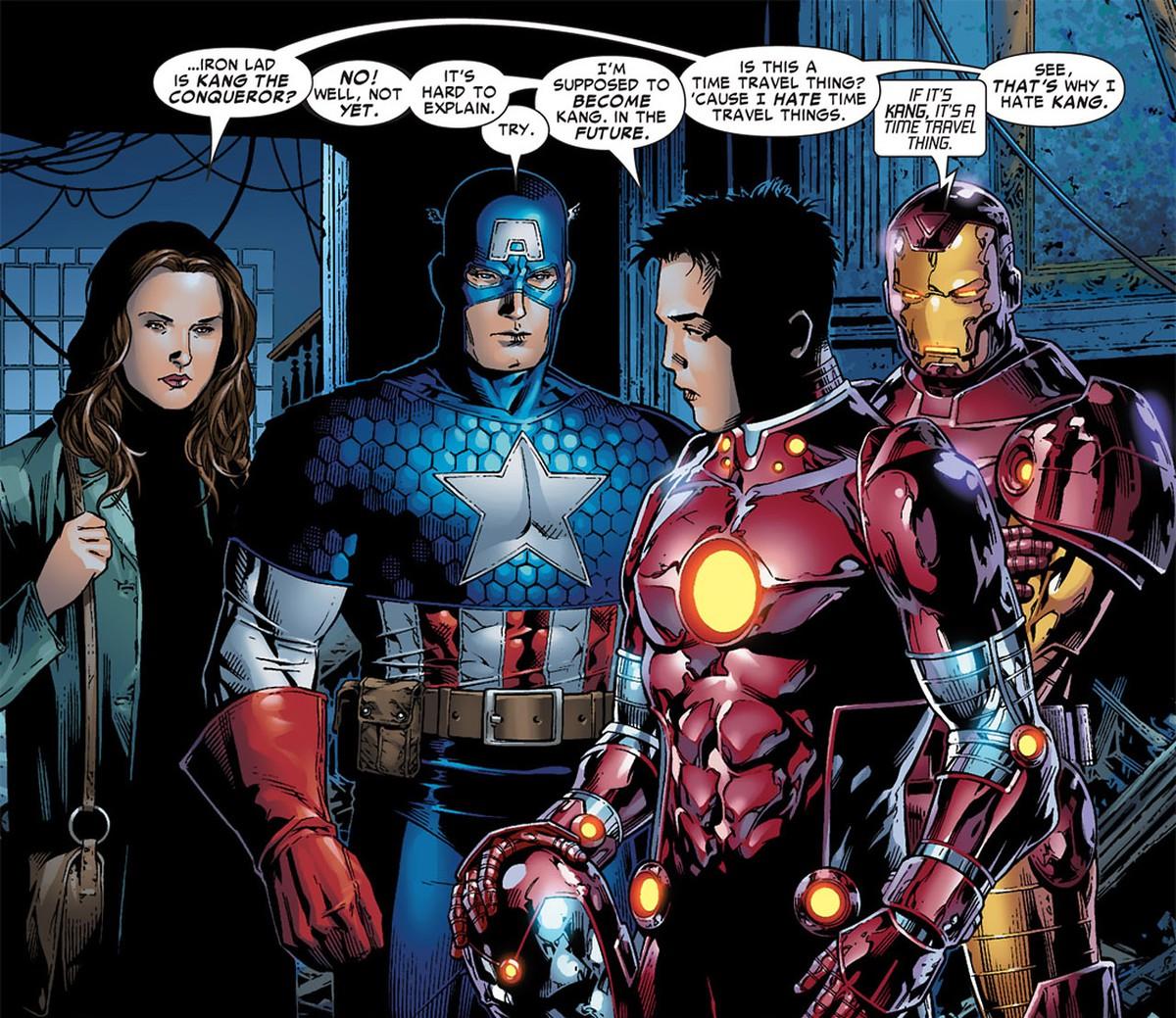 Avengers 4 News Precious Roy