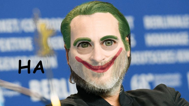Now titled JOKER Movie Gets a Release Date