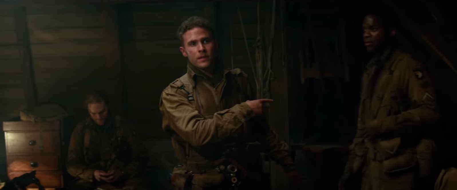OVERLORD trailer is Castle Wolfenstein meets THE KEEP!