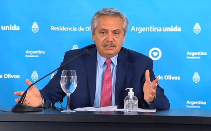 Los niveles de aprobación de Alberto Fernández se mantienen elevados en este crítico momento de la Argentina.