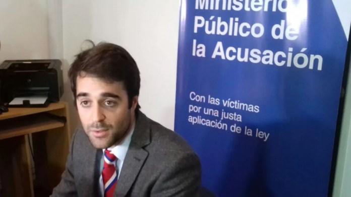 El fiscal Agustín Nigro investiga el accionar del joven