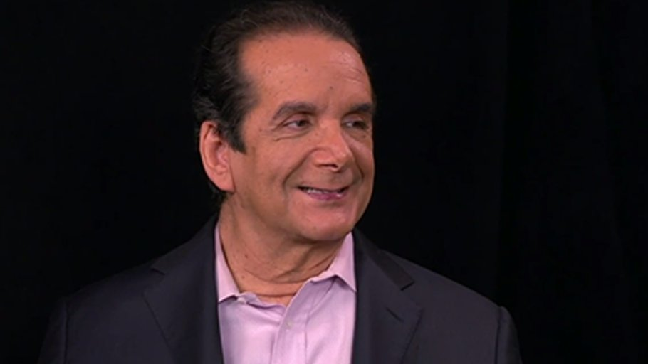 15 Quotes from Charles Krauthammer