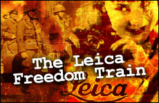 The Leica Freedom Train