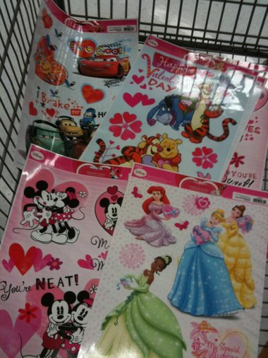 49 Cent Disney Window Clings Perfect For Frugal Disney