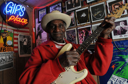 For blues lovers Gips Place in Bessemer Alabama is the