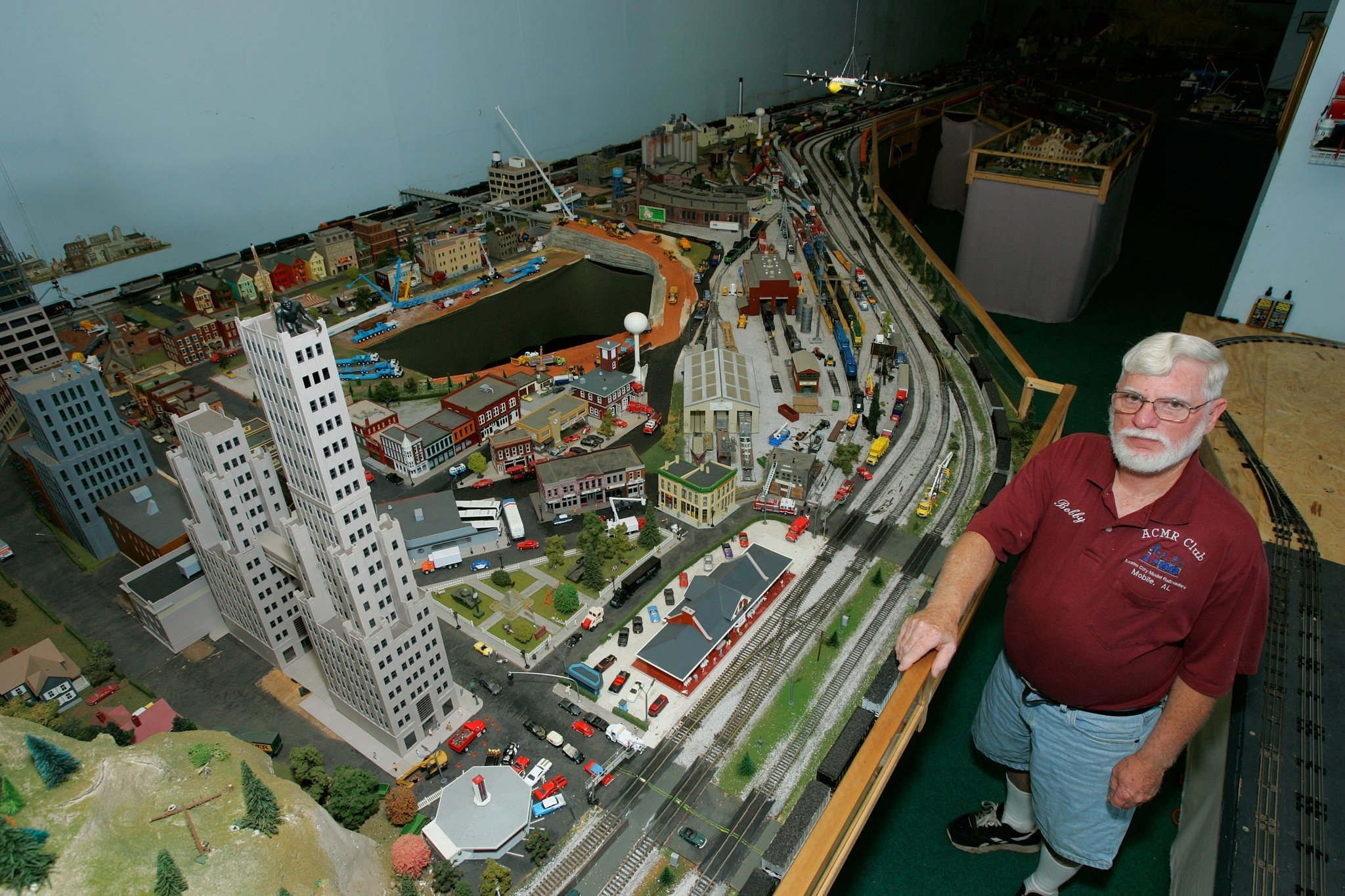 Great Train Expo Model Railroading Show Returns To Mobile