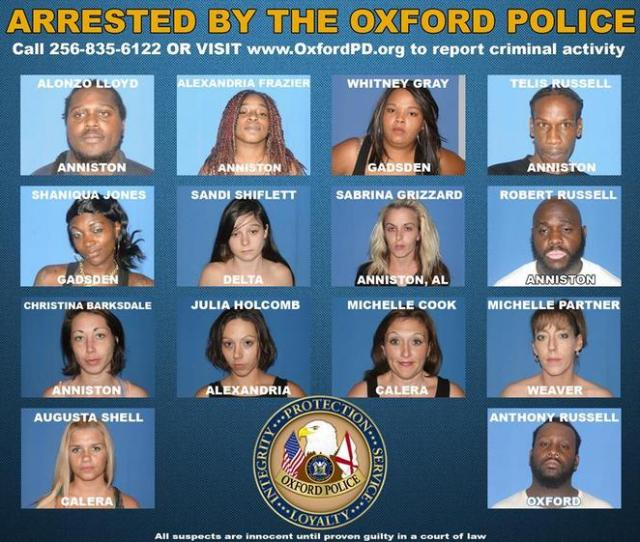 Oxford Police Nab  In Prostitution Sting Operation Clean Sweep Al Com