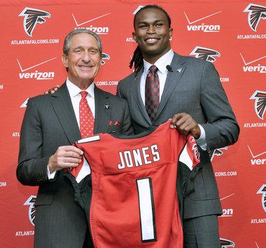Image result for julio jones draft