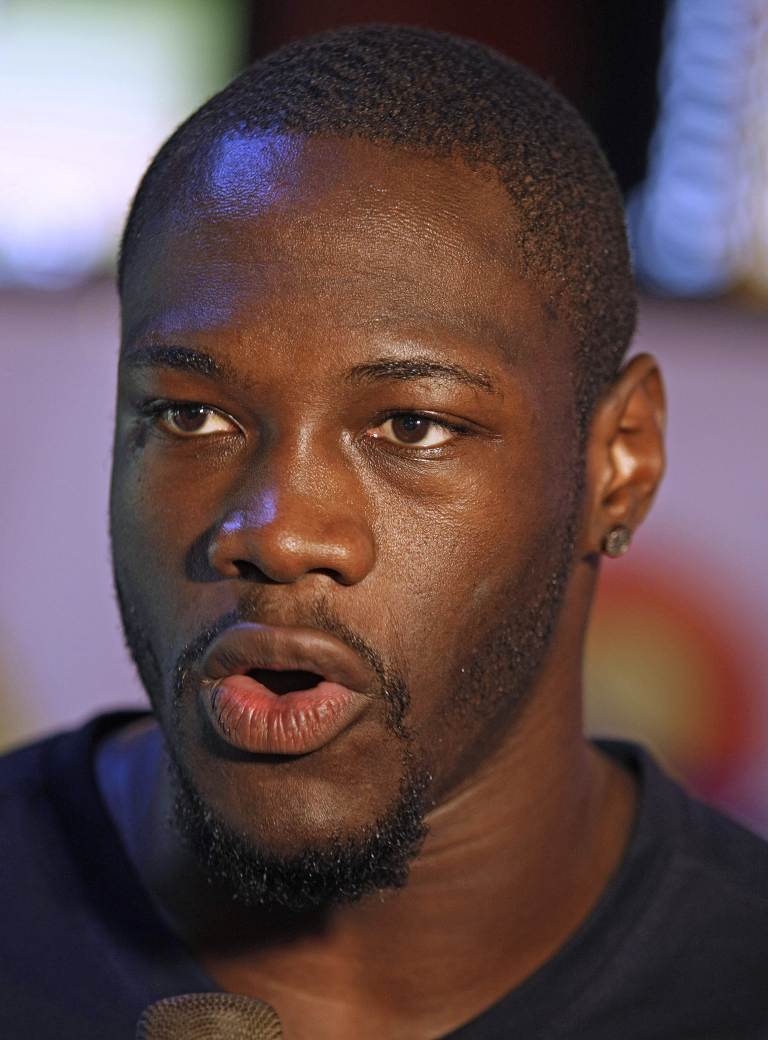 Deontay Wilder Keeps Heavyweight Record Perfect With First