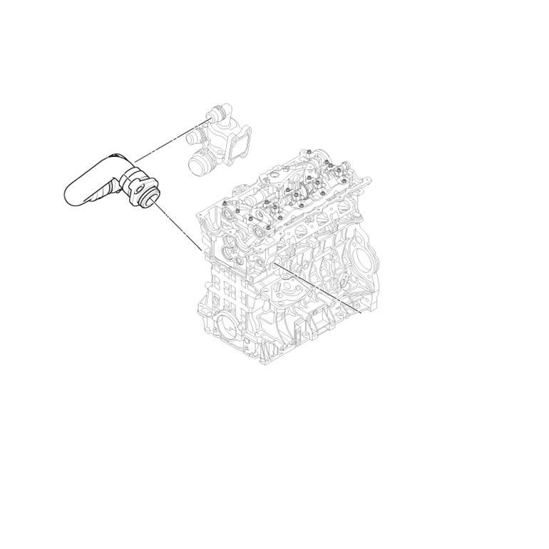 Radiator Hose for BMW E87 116i 118i E46 E90 316i 318i N42