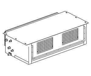 UTC/UTC-ECM & UTV/UTV-ECM, Unità trattamento aria