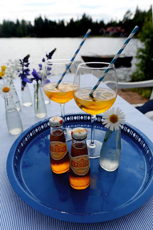 Crodino- italiensk alkoholfri aperetif