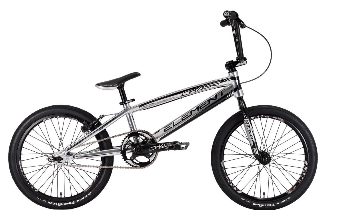 CHASE 2014 BMX Complete Bike ELEMENT Pro XL Black