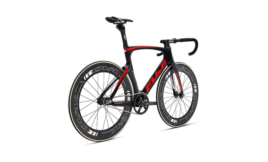 FUJI 2015 Full Track Bike TRACK ELITE Black Red