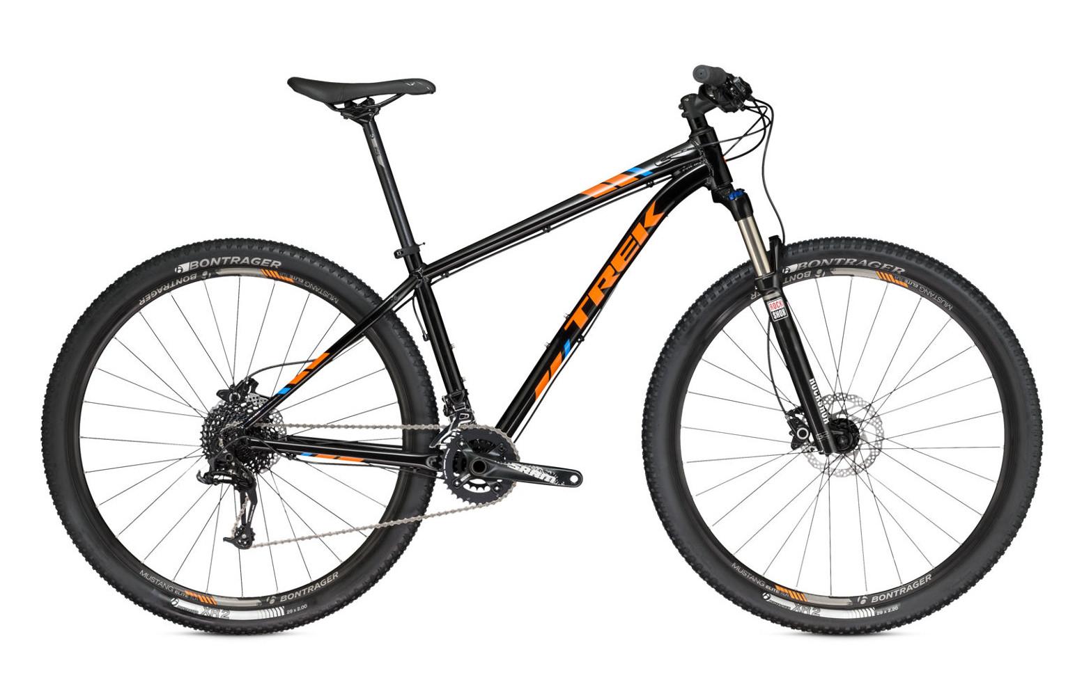 TREK 2016 X-CALIBER 8 29'' Hardtail Bike Black Orange