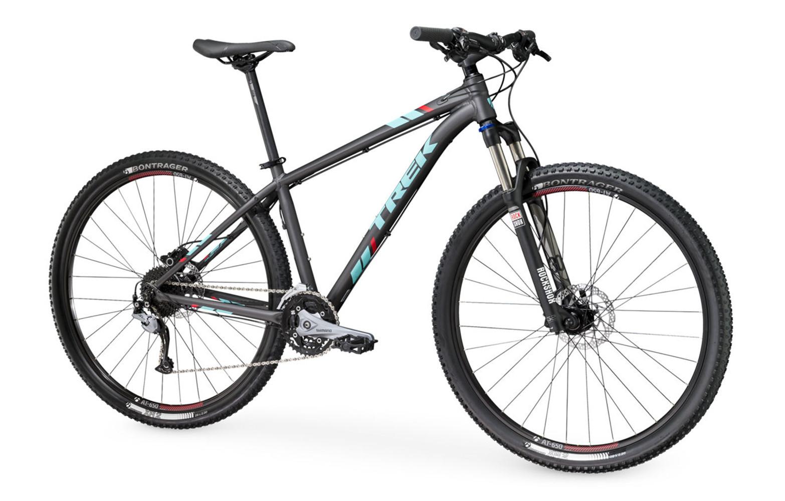 TREK 2016 X-CALIBER 7 27.5'' Hardtail Bike Black