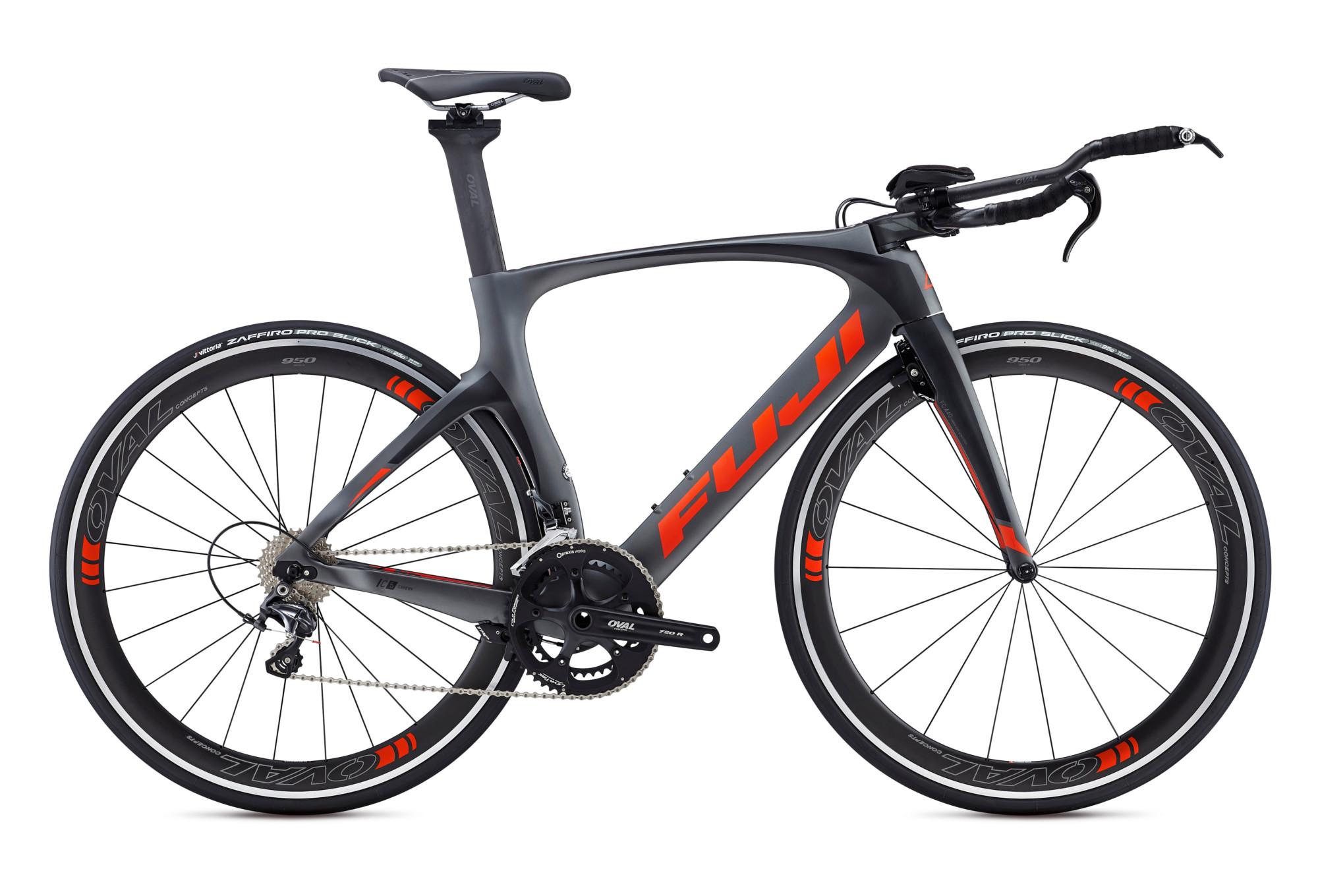 Vélo de Triathlon Fuji NORCOM STRAIGHT 2.1 Shimano Ultegra