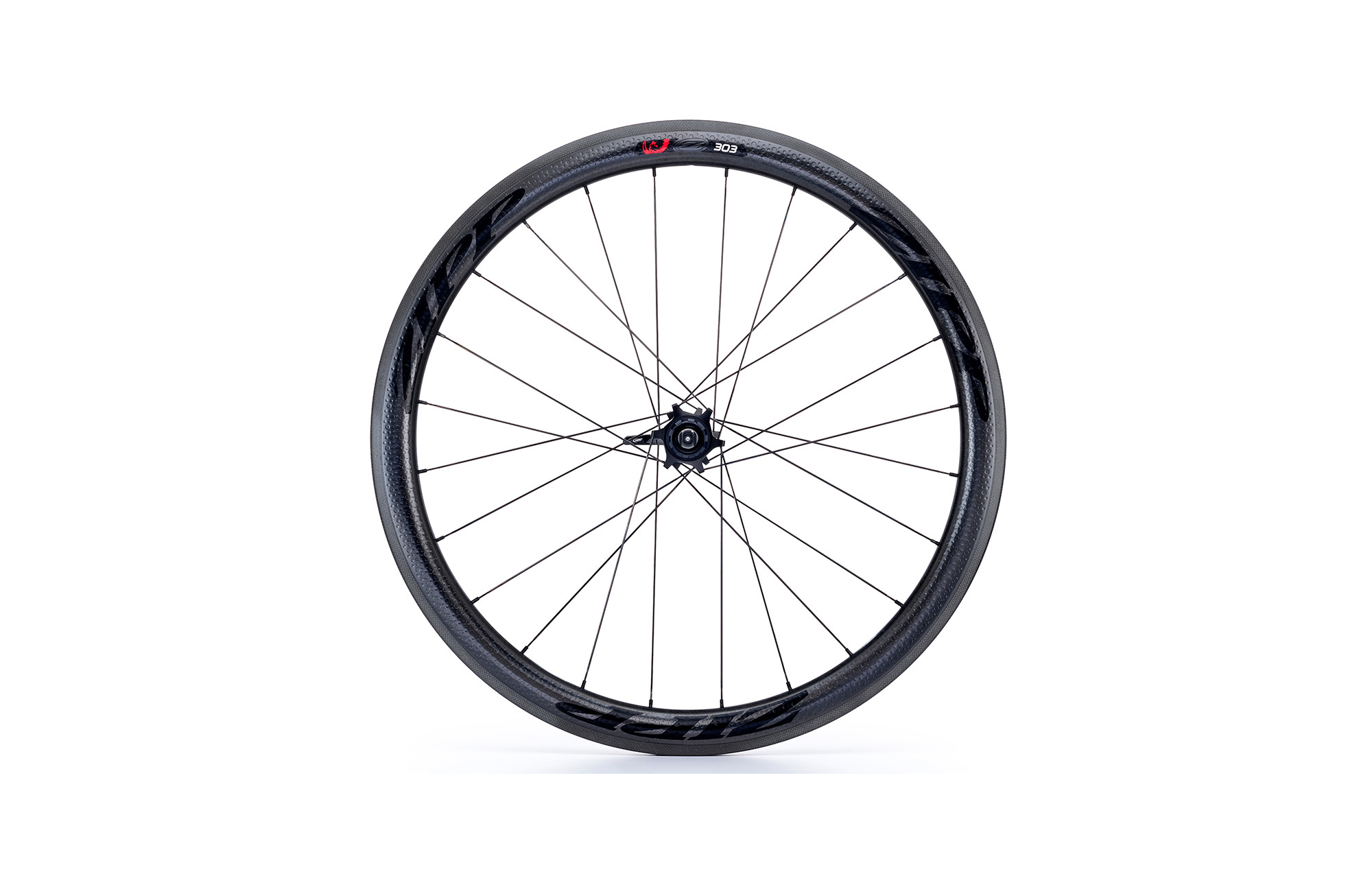 ZIPP 2016 303 Rear Wheel Tire FIRECREST V3 Black Stickers