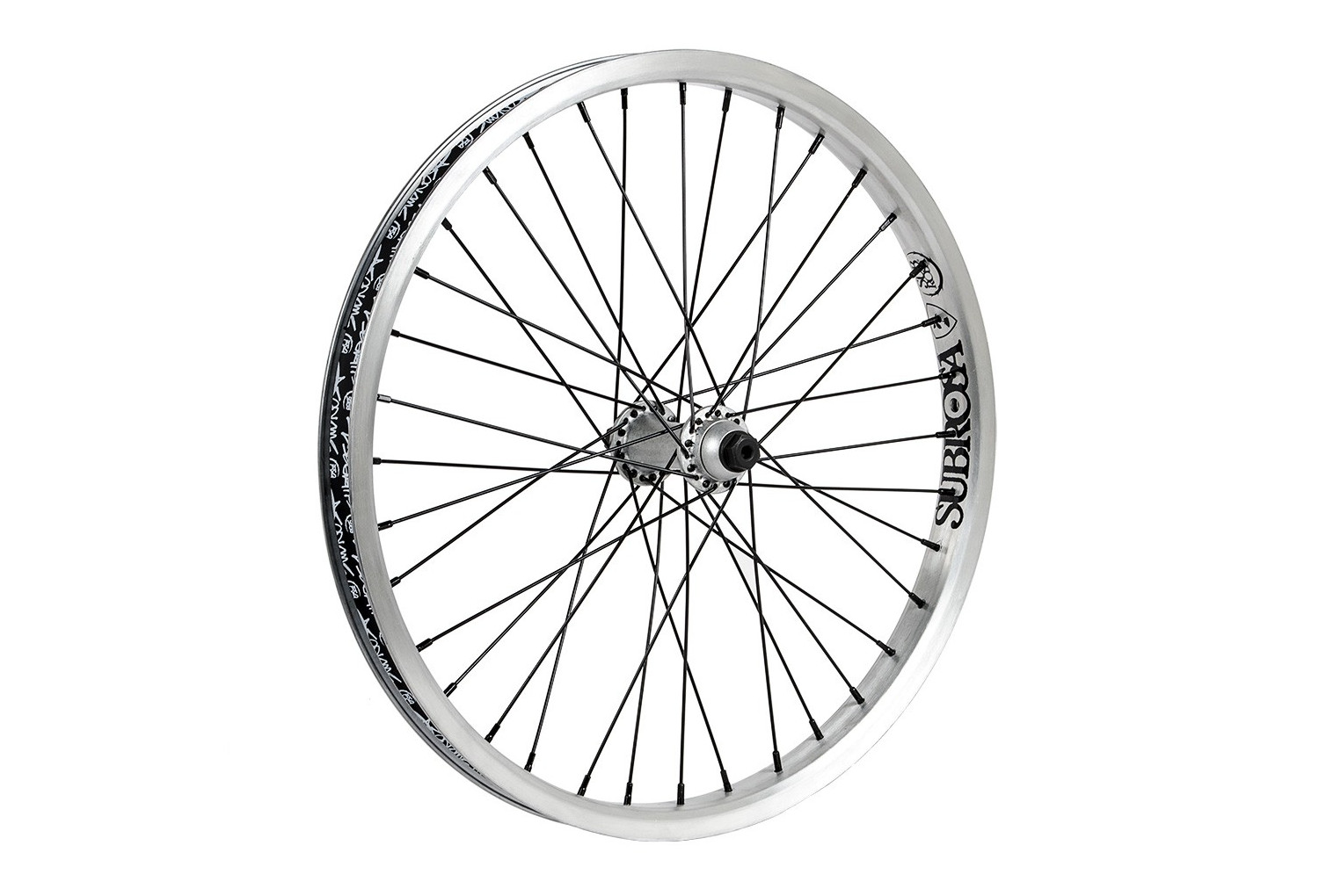 Subrosa Front Wheel Turbo Metal