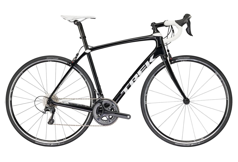 TREK DOMANE SL 6 2017 Road Bike Shimano Ultegra 11S Black
