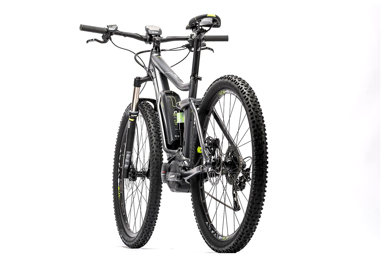 Cube Complete Bike 29 Stereo Hybrid 120 Hpa Pro 400 Black Grey