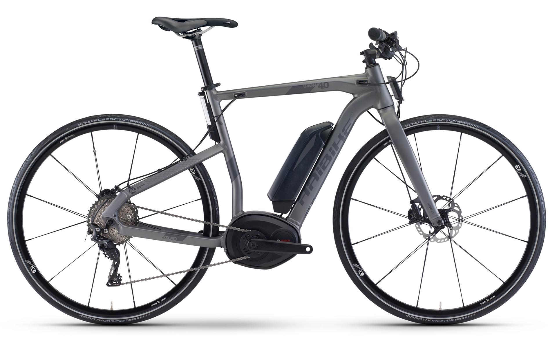 Haibike Xduro Urban 4.0 E-Bike 700c Shimano Déore XT 11S