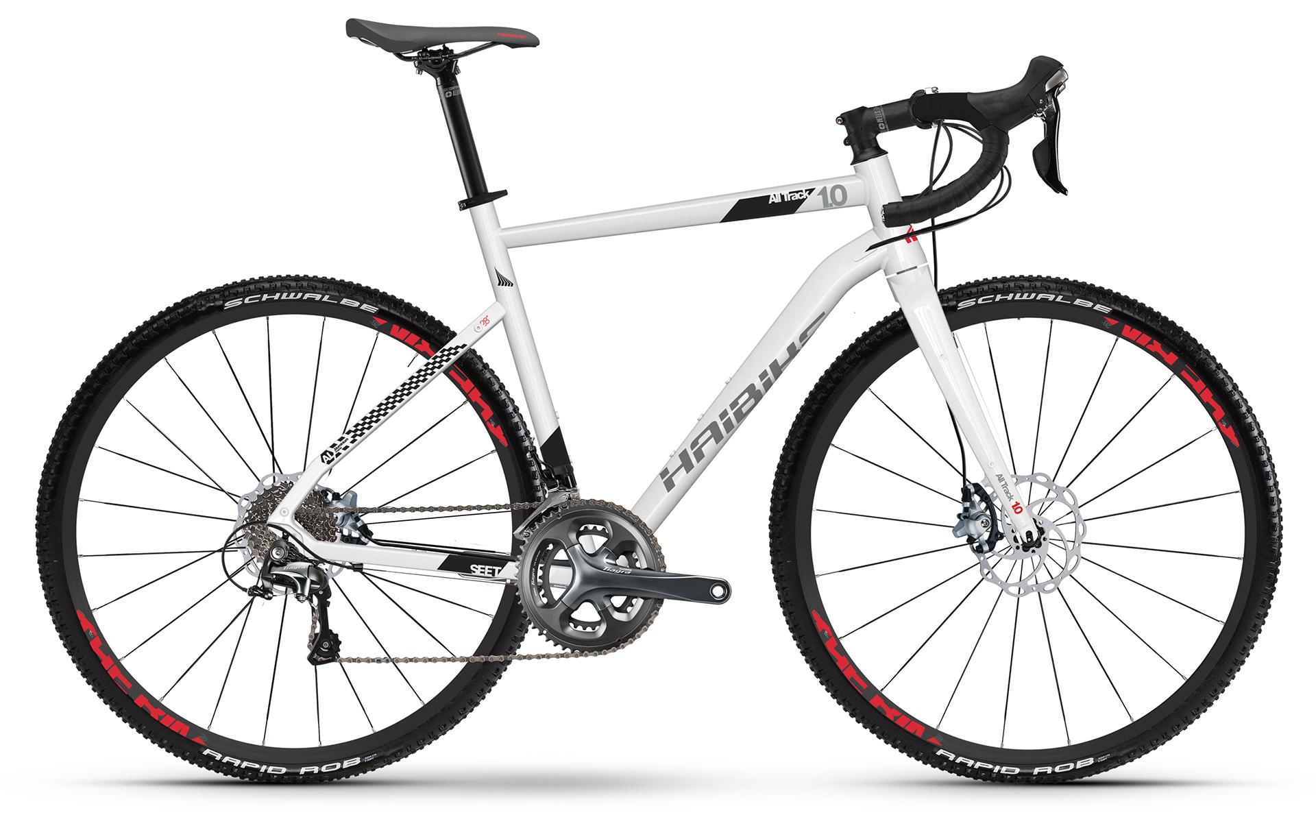 Haibike Seet AllTrack 1.0 Gravel Bike Shimano Tiagra 10S