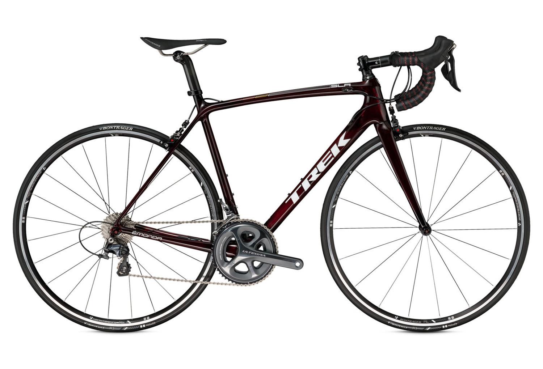 Trek Emonda Slr 6 H2 Geometry Road Bike Ultegra 11s Red