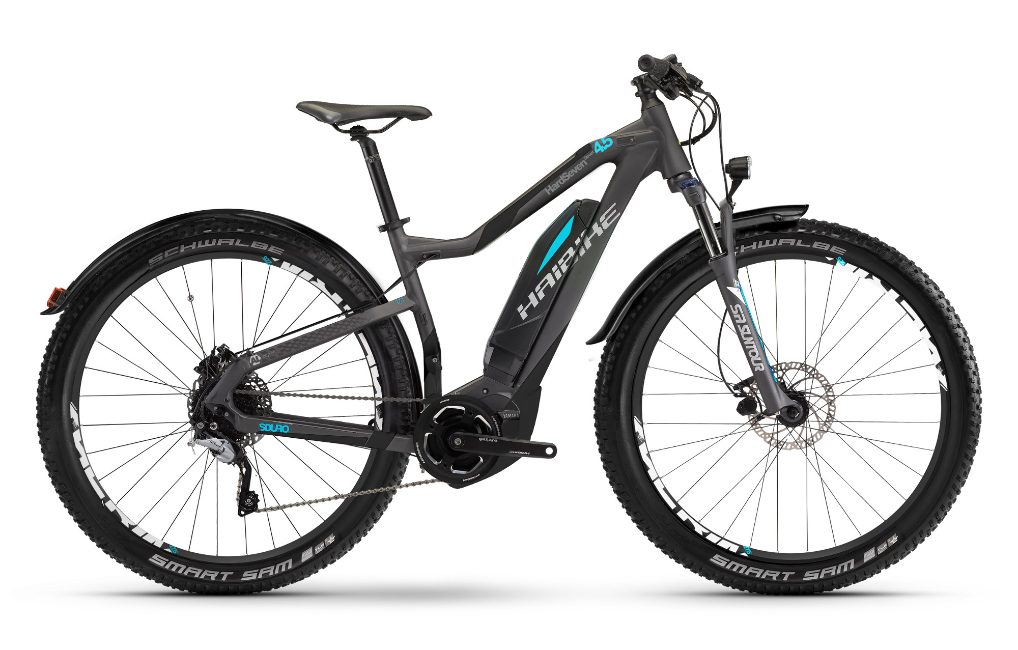 Haibike Sduro Hardseven Street 4.5 E-Bike Hardtail 27.5