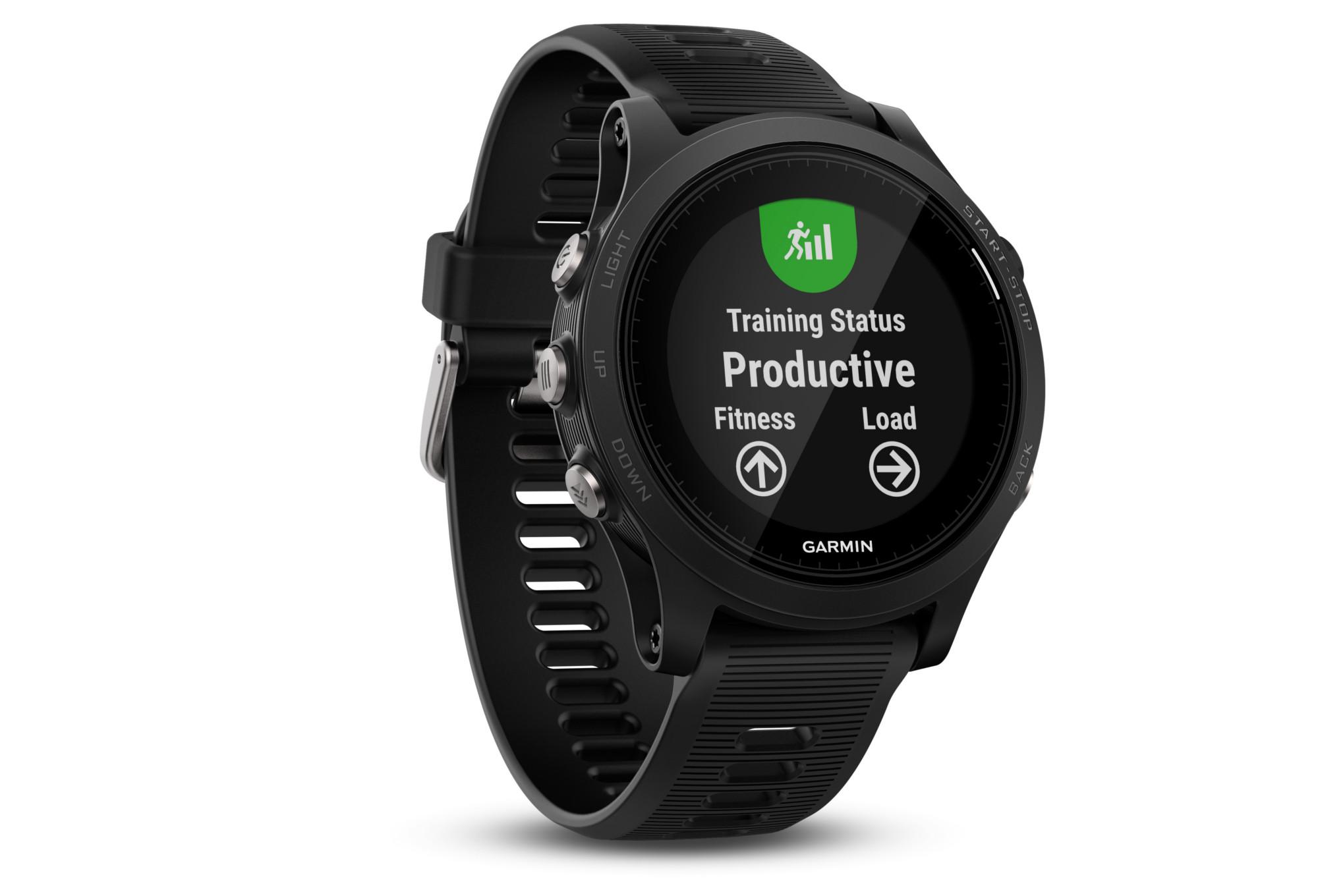 GARMIN Forerunner 935 GPS Watch Black   Alltricks.com