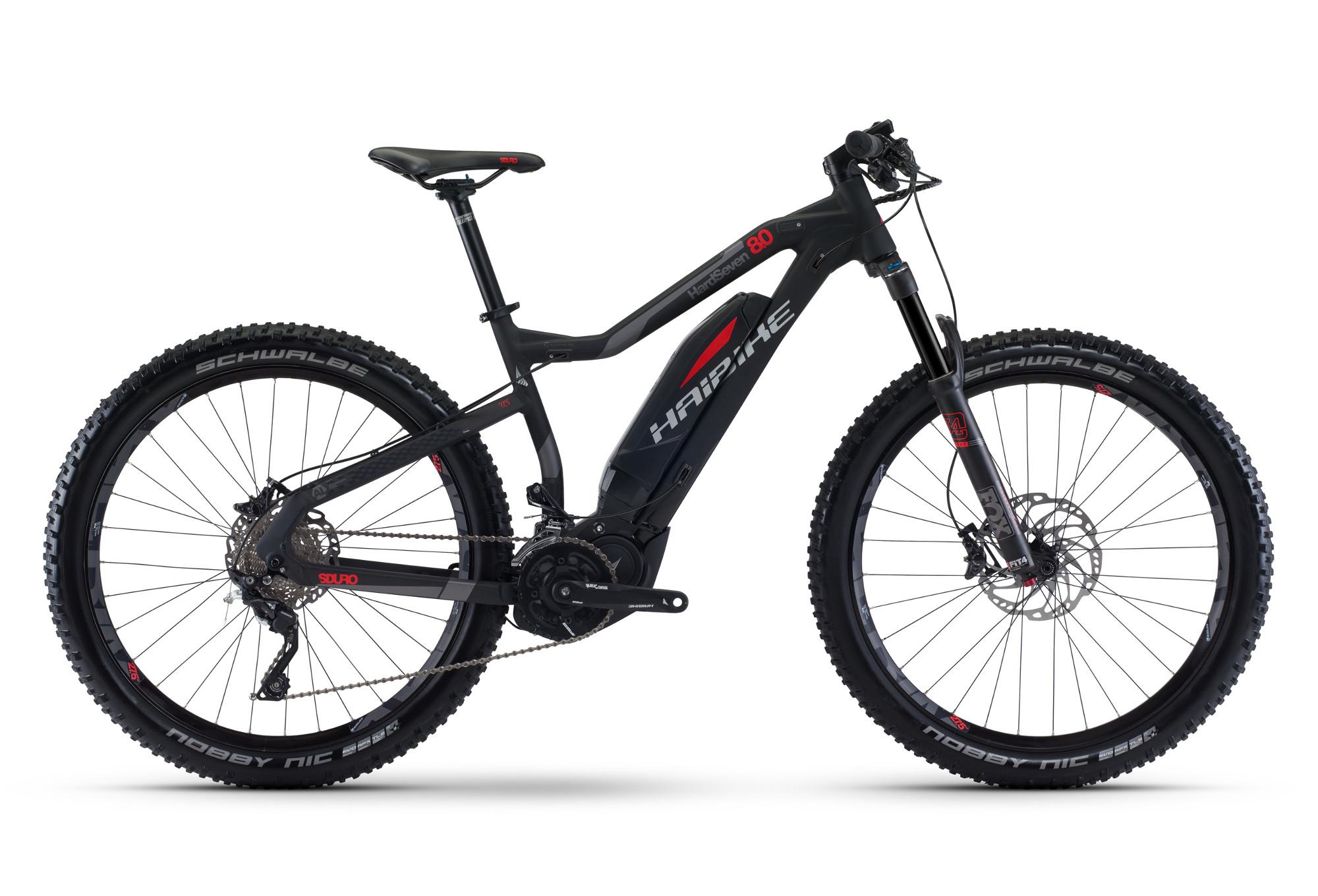 Haibike Sduro Hardseven 8.0 E-Bike Hardtail 27.5'' Shimano