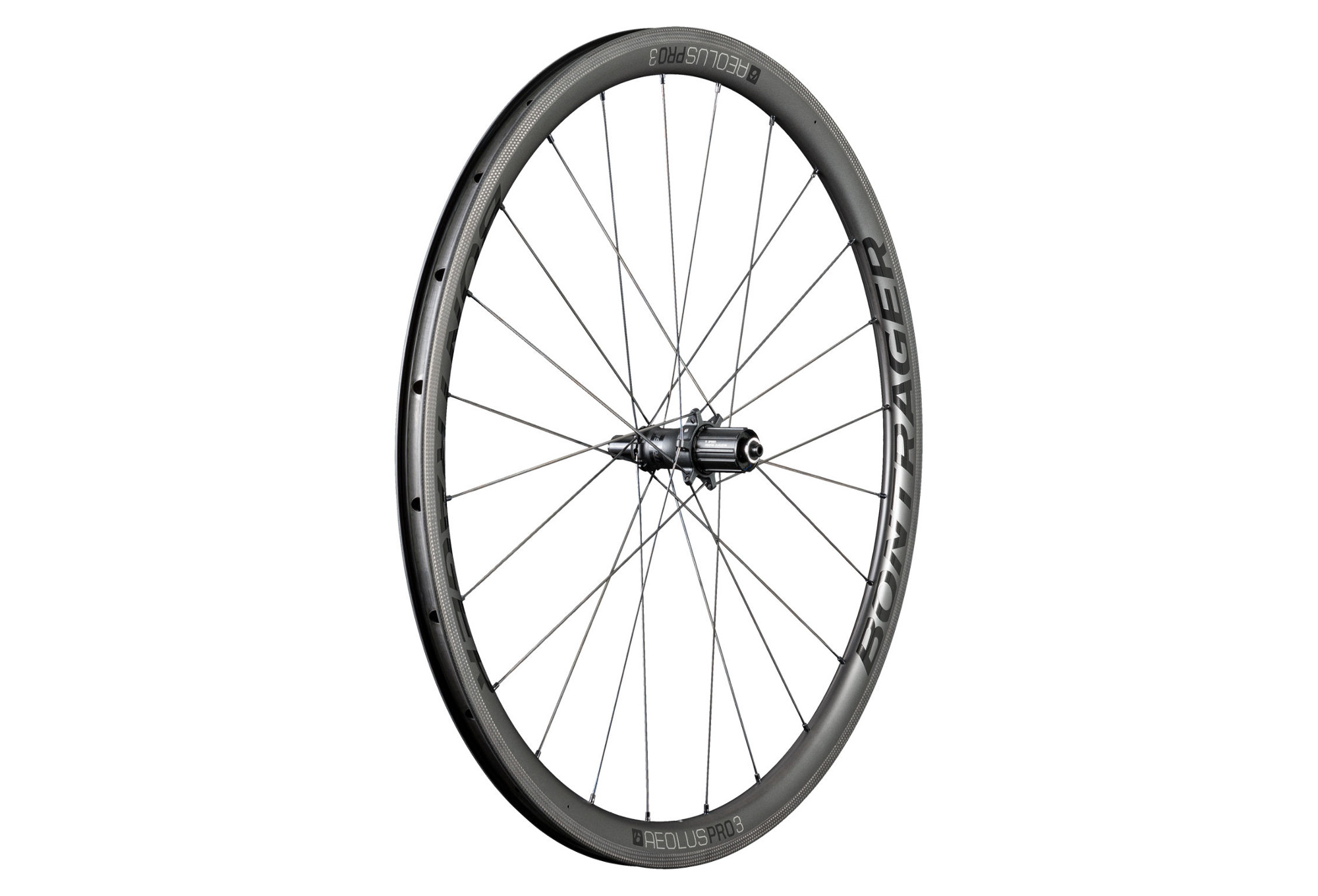 BONTRAGER 2018 Rear Wheel Aeolus Pro 3 TLR Clincher