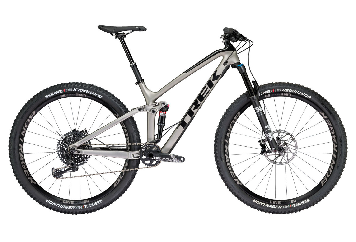 Full Suspension MTB TREK 2018 Fuel EX 9.8 29'' Sram GX