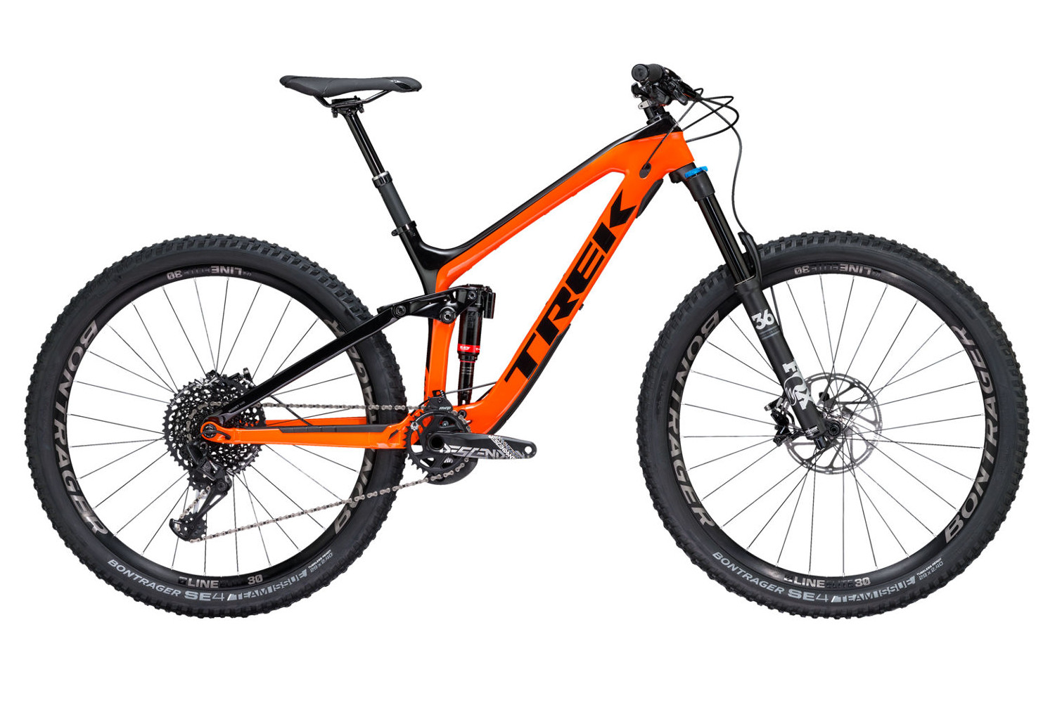 Full Suspension MTB TREK 2018 SLASH 9.8 29'' Sram GX Eagle