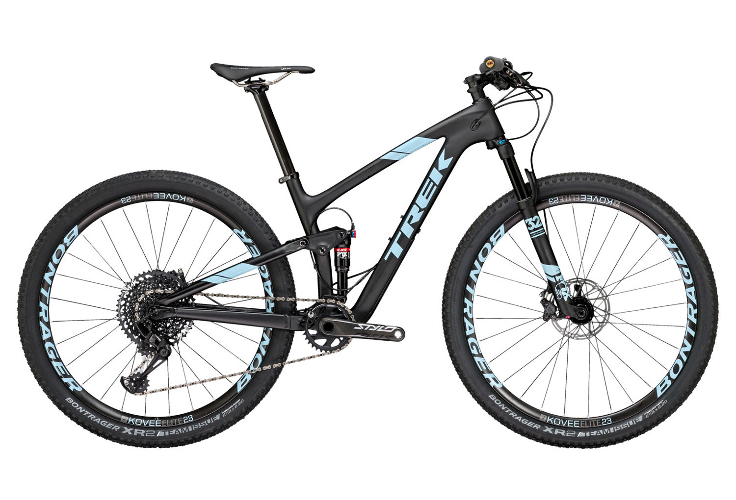 Women Full Suspension TREK 2018 TOP FUEL 9.8 SL W 29